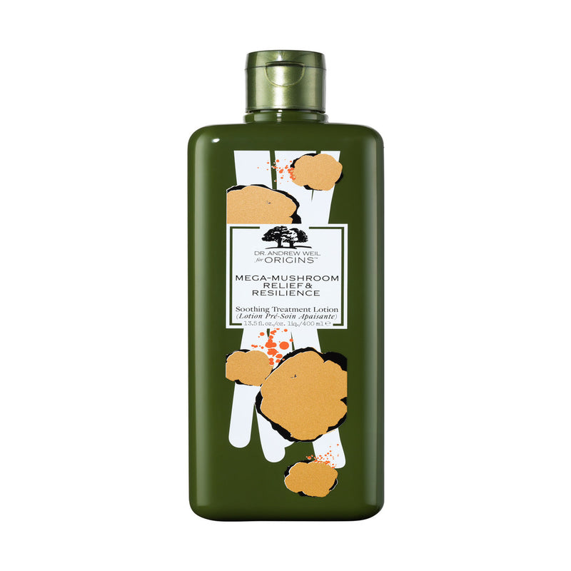 Limited Edition Dr. Andrew Weil for Origins™ Mega-Mushroom Relief & Resilience Soothing Treatment Lotion (400ml)