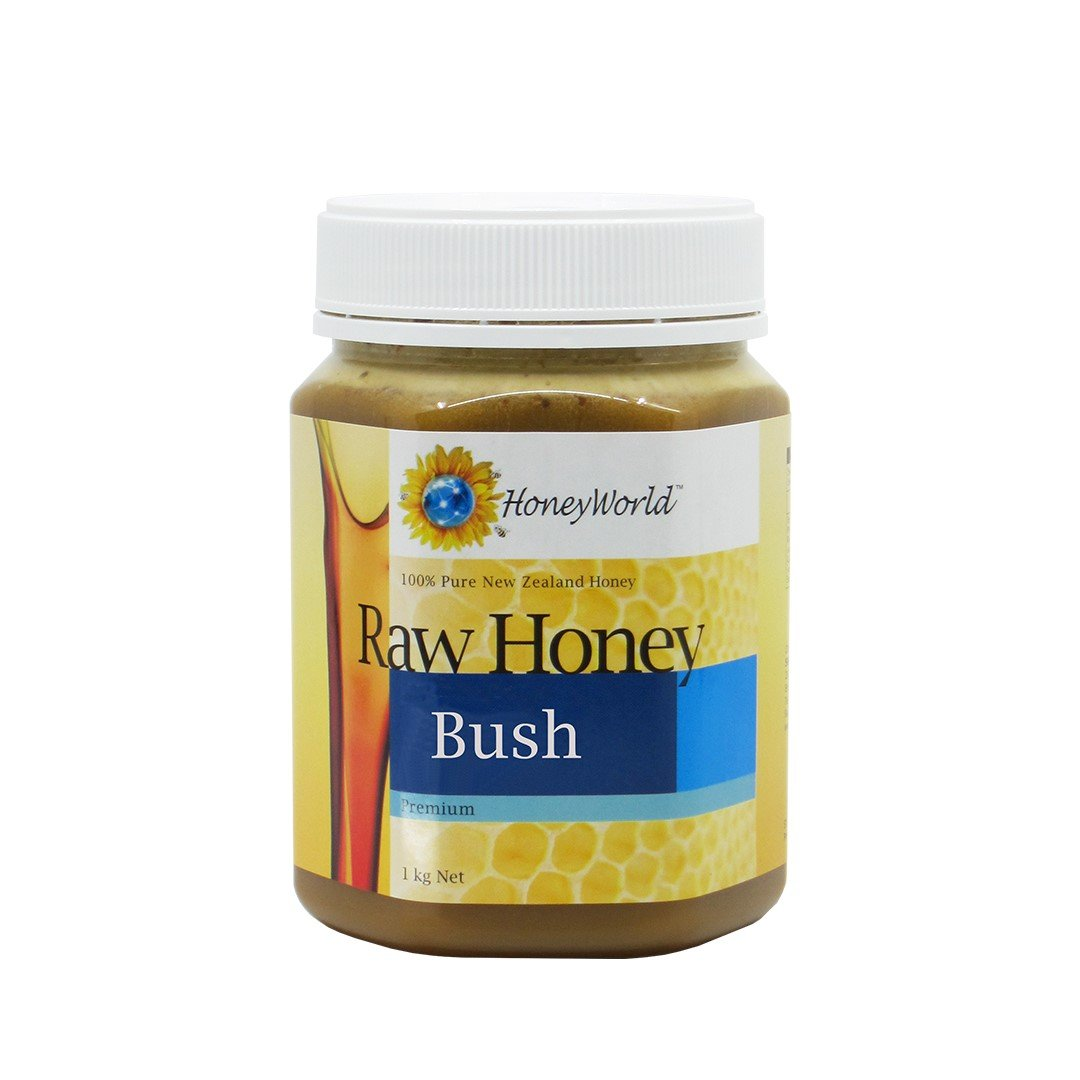 Bush Raw Honey 1kg