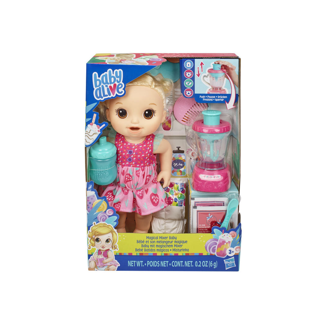 Baby Alive Magical Mixer Baby