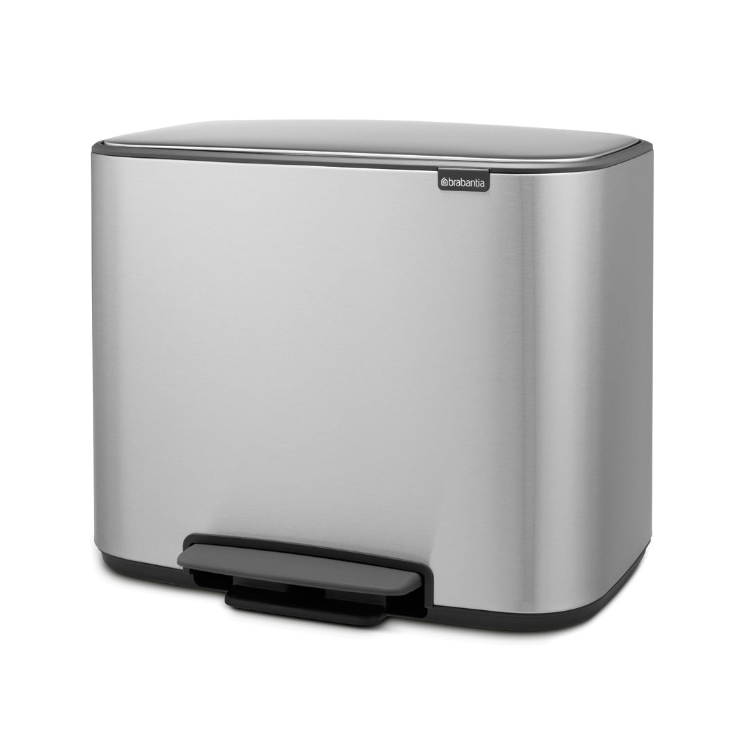 BO Pedal Bin 36L Finger Print Proof