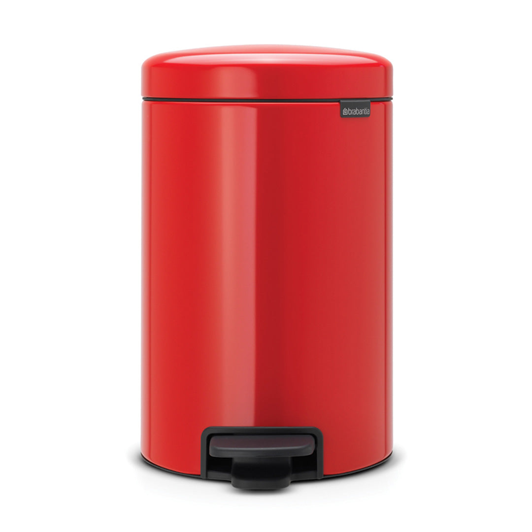 Pedal Bin 12L Passion Red