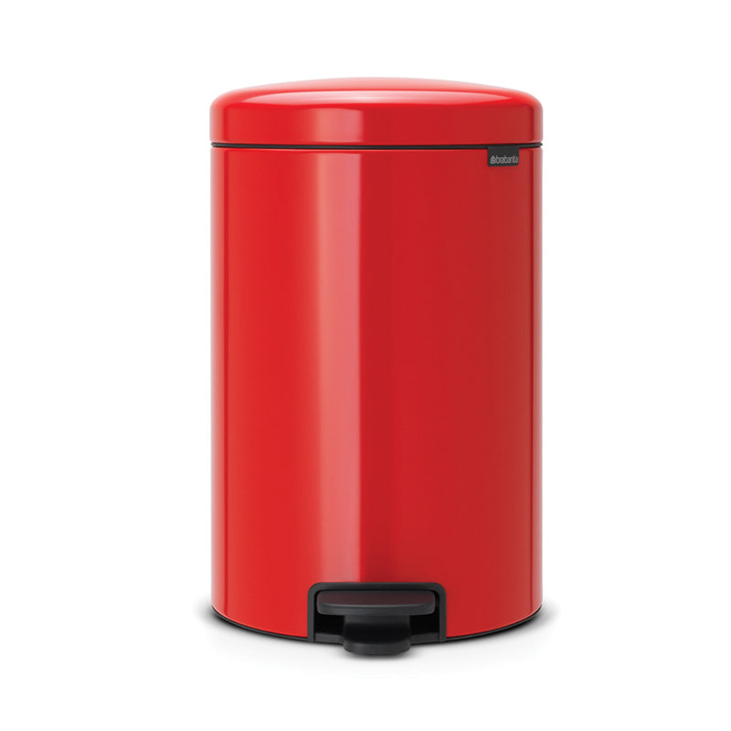 Pedal Bin 20L Passion Red