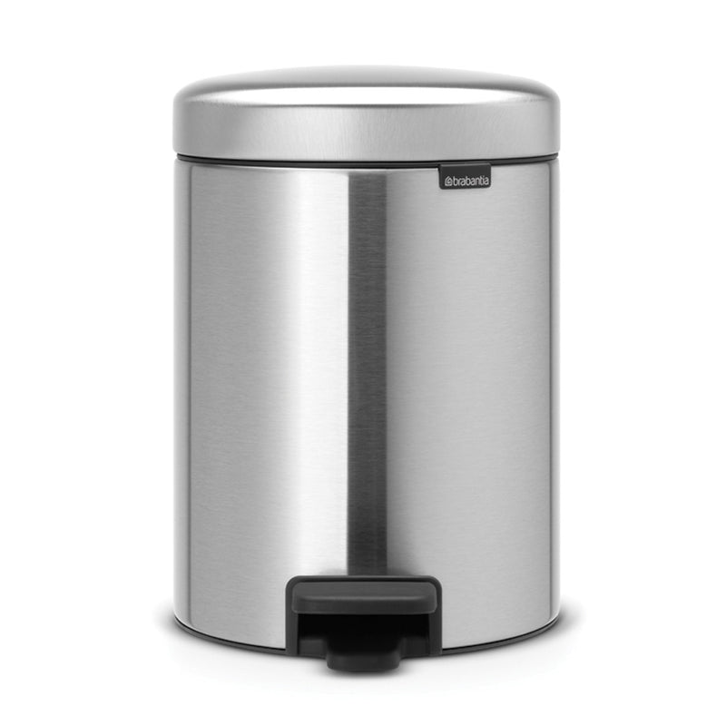 Pedal Bin 5L Finger Print Proof