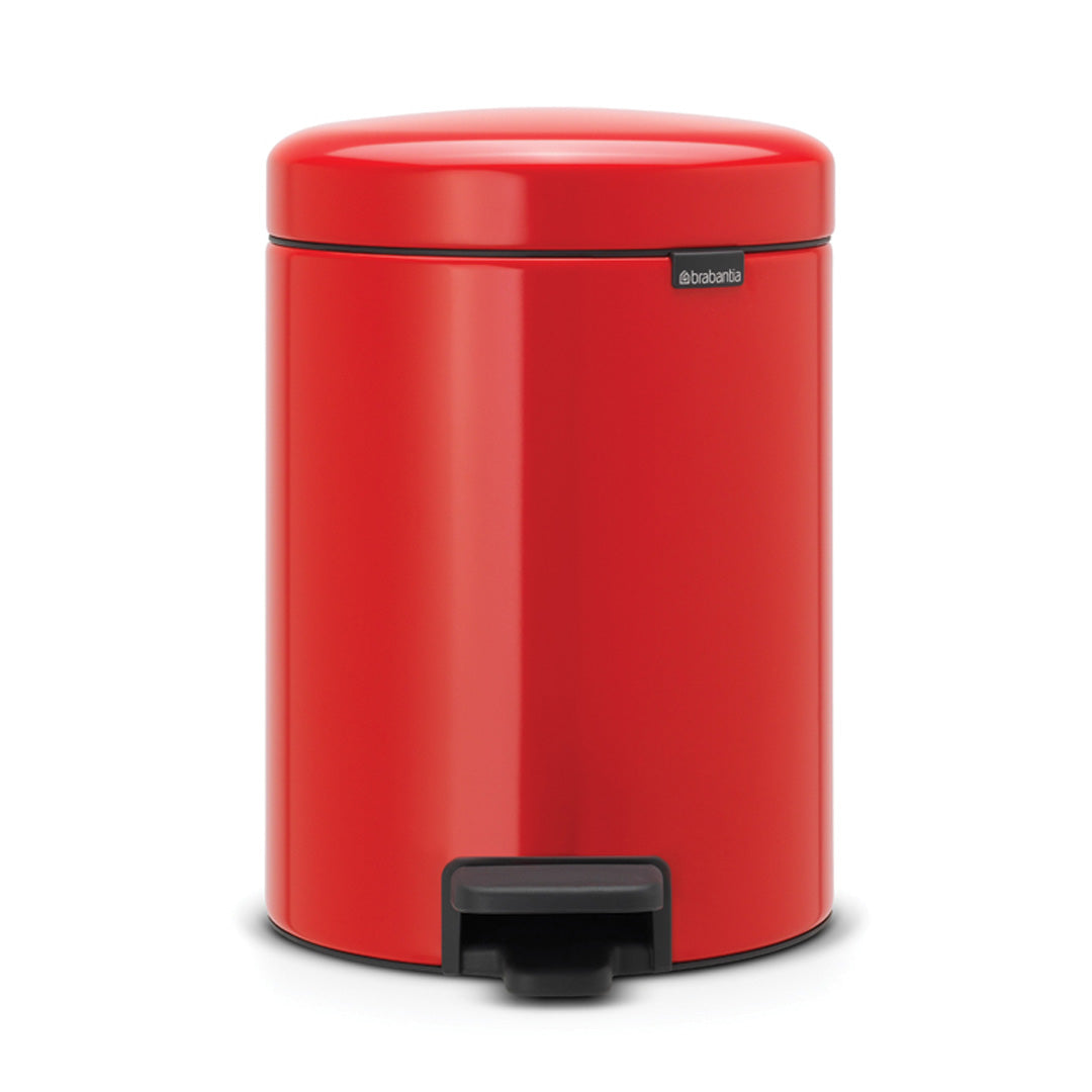 Pedal Bin 5L Passion Red