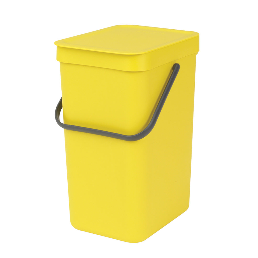 Sort & Go 12L Yellow