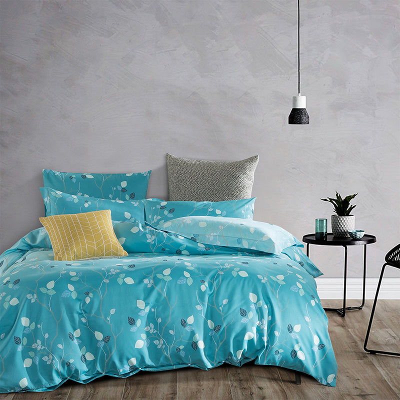 Luxe Living 900TC Tencel Printed Bed Set (Brindley)