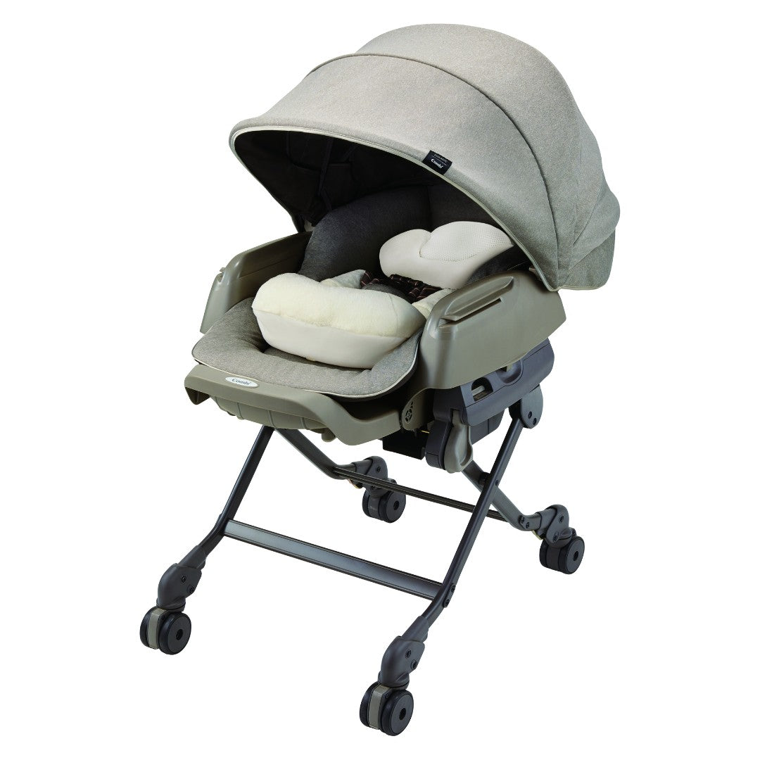 Bedi Manual Swing Parenting Station 10.1Kg 0~4 Years Old (Beige)