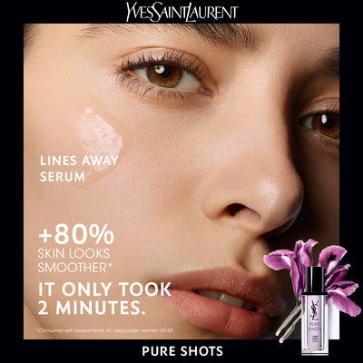 Pure Shots Lines Away Serum