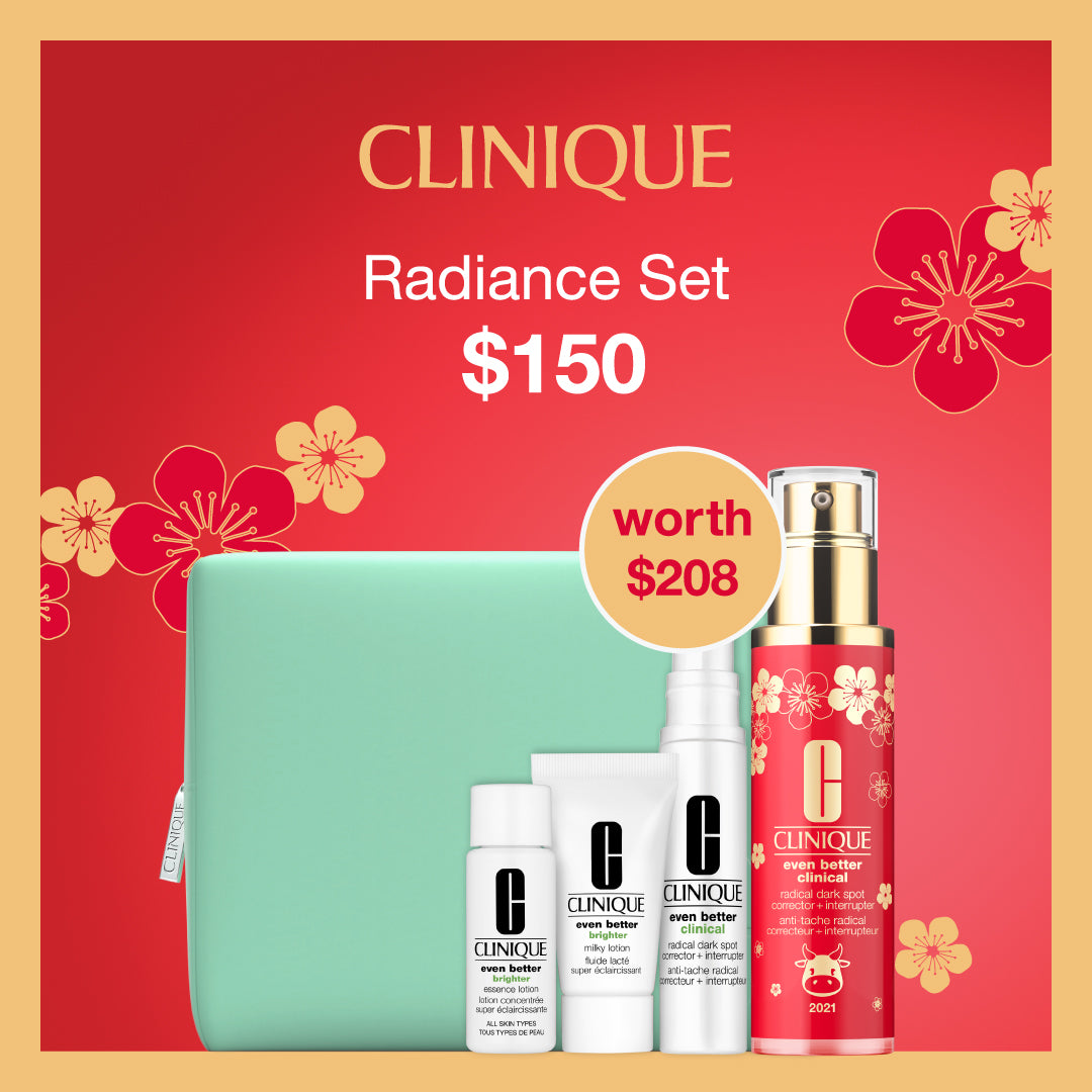 Radiance Set (worth $208)