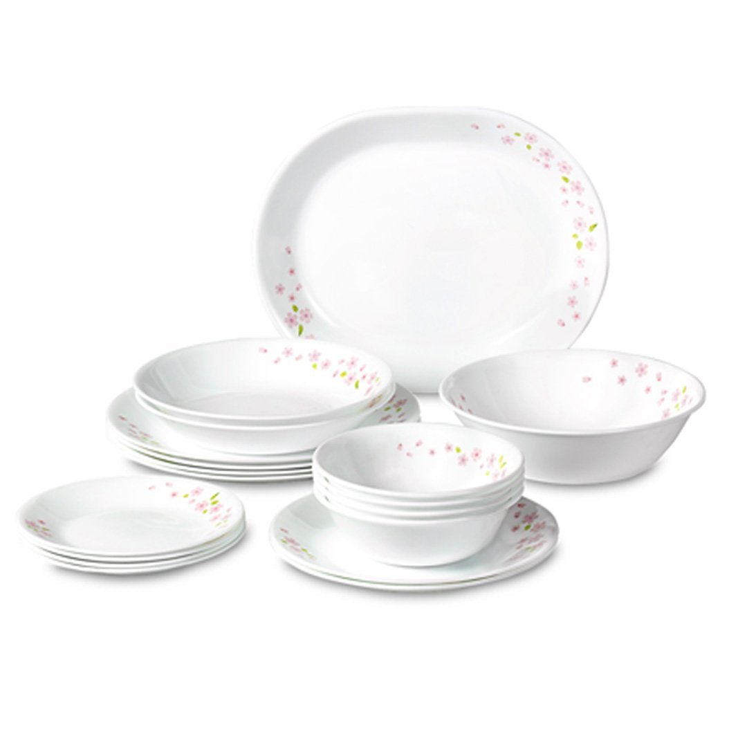 18pc Dinner Set, Sakura