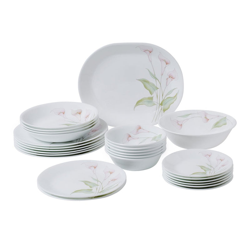 26pc Dinner Set, Lilyville