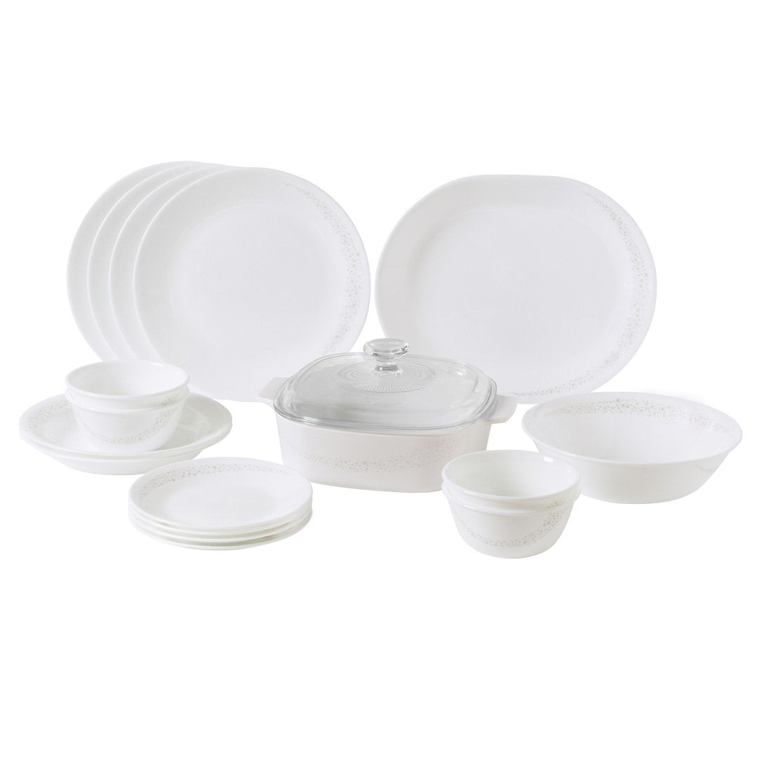 18pc Cook &Serve Set, Moonlight