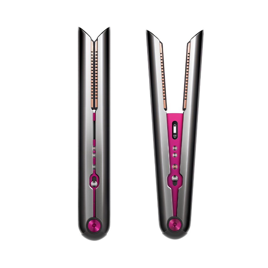 Dyson Corrale™ Straightener (Black Nickel/Fuchsia)