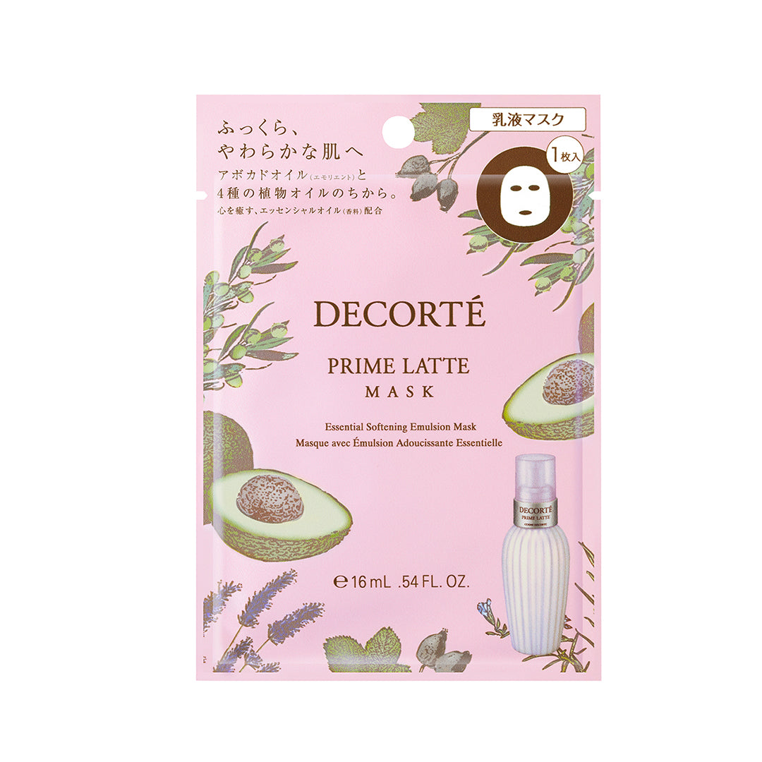Prime Latte Mask (12 sheets)
