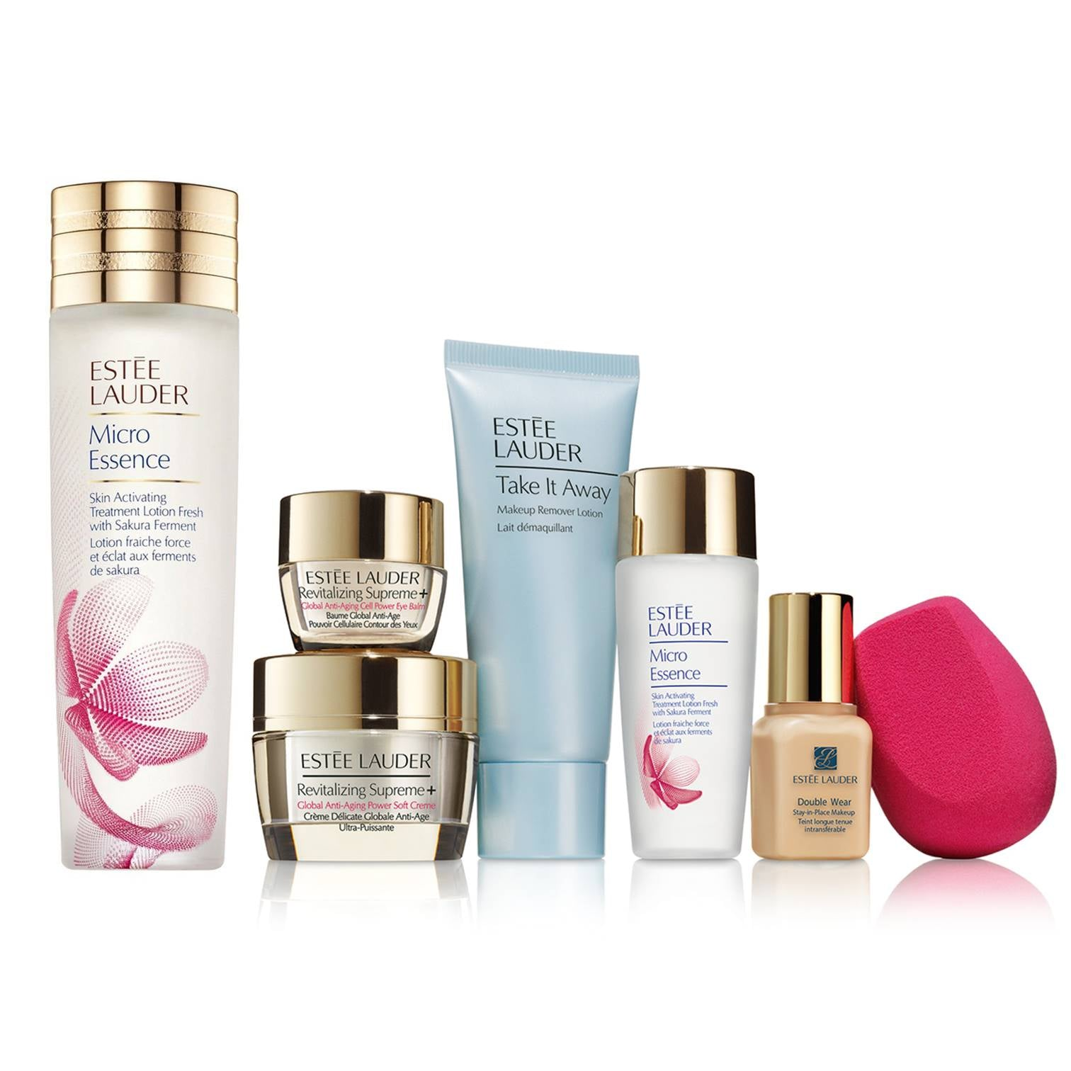 Micro Essence Skin Activating Treatment Lotion Set (worth $322)