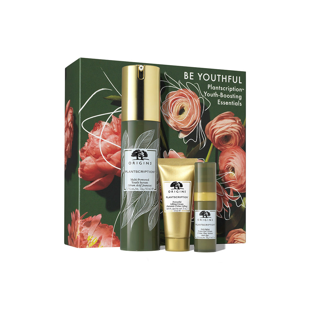 Be Youthful Plantscription™ Youth-Boosting Essentials Set