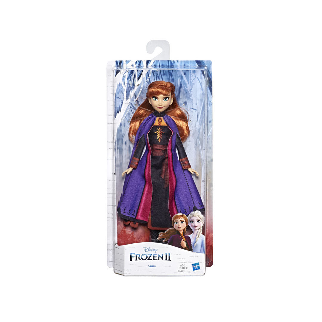 Disney Frozen 2 Anna Fashion Doll