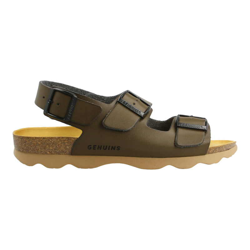 Congo Oiled Leather Sandals
