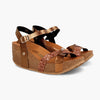 Cannes Slingback Wedge
