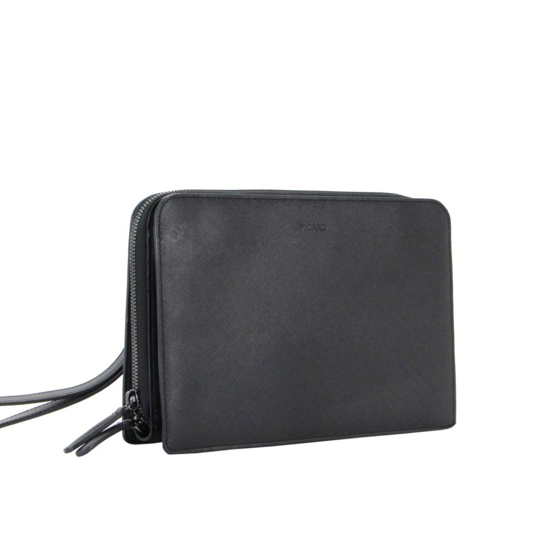 Austin Clutch Bag (Black)
