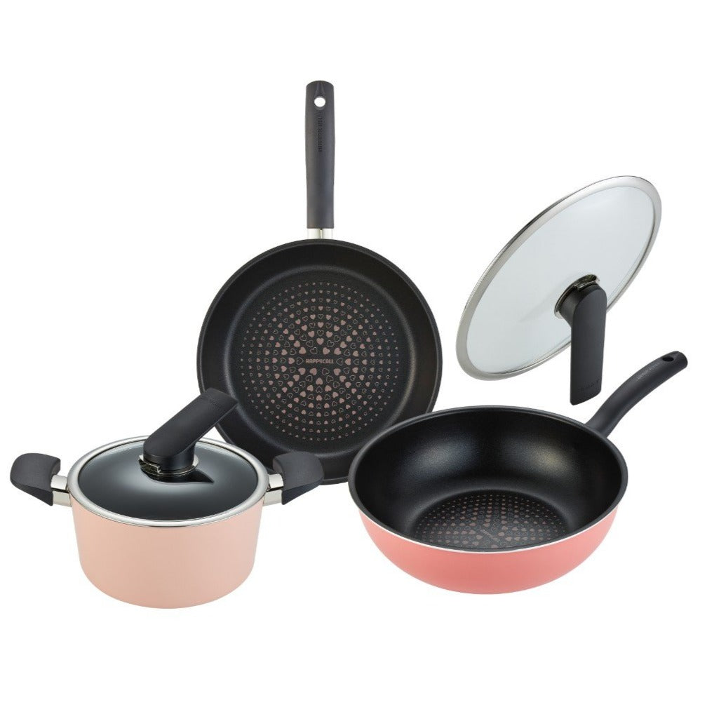 Cheer Up 5pc Cookware Set
