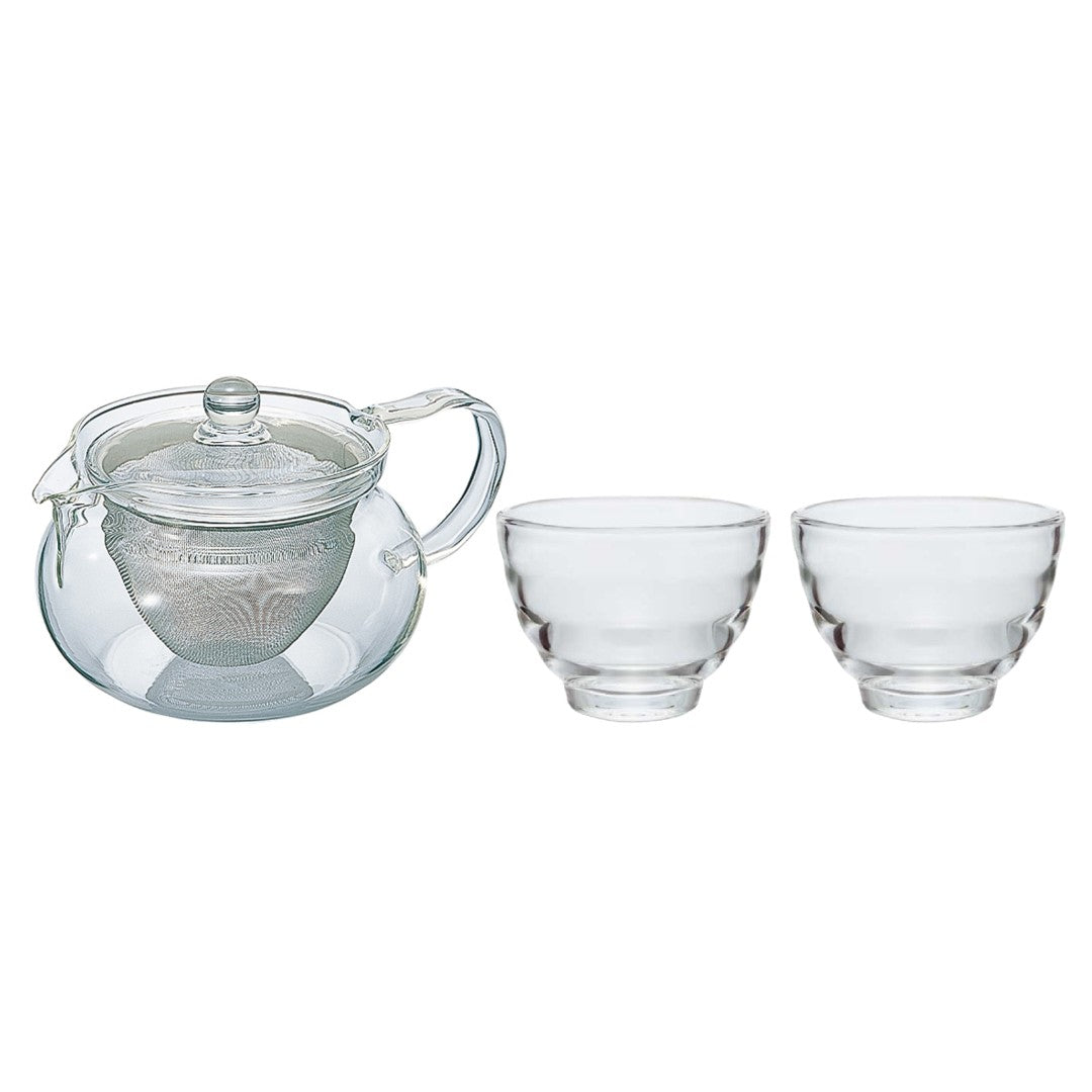 450ml 2 Cup ChaCha Kyusu Tea Set