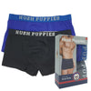 Trunks With Elastic Waistband 2-PC Assorted Colours