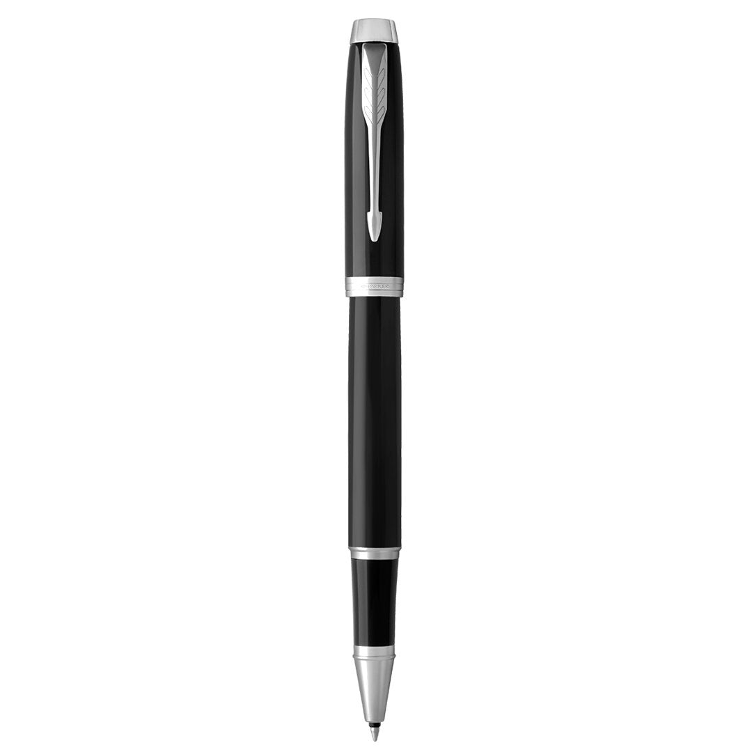 IM Laque Black CT Rollerball Pen