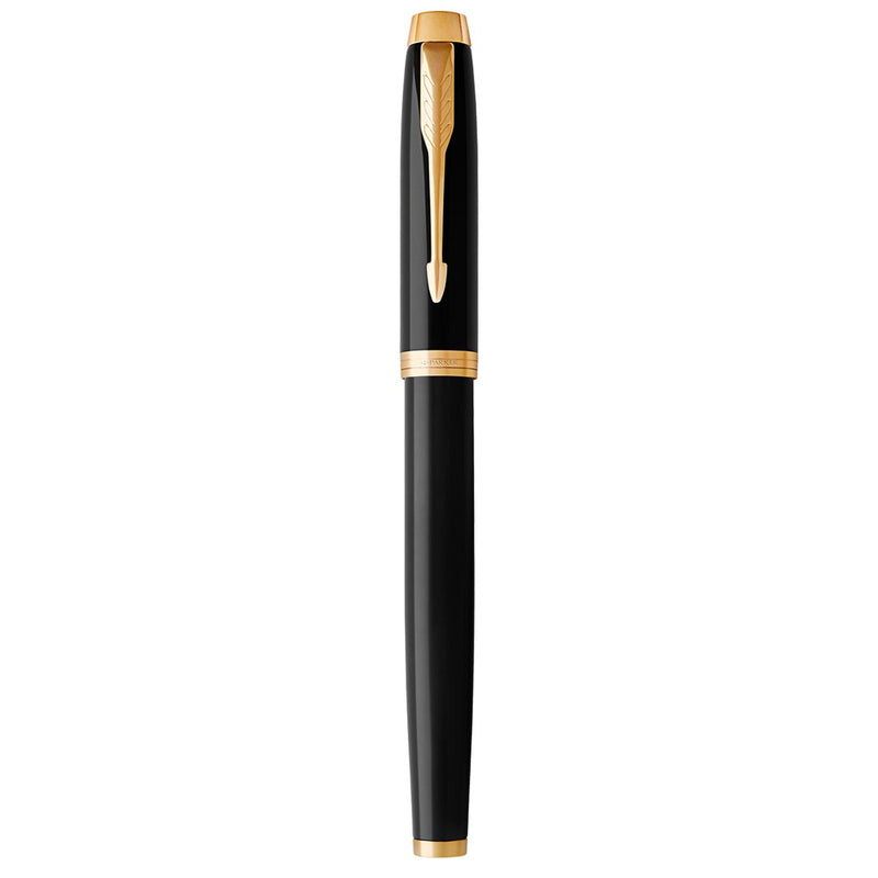 IM Laque Black GT Rollerball Pen