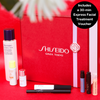 BEAUTY CURATES presents Shiseido Group (worth $355)
