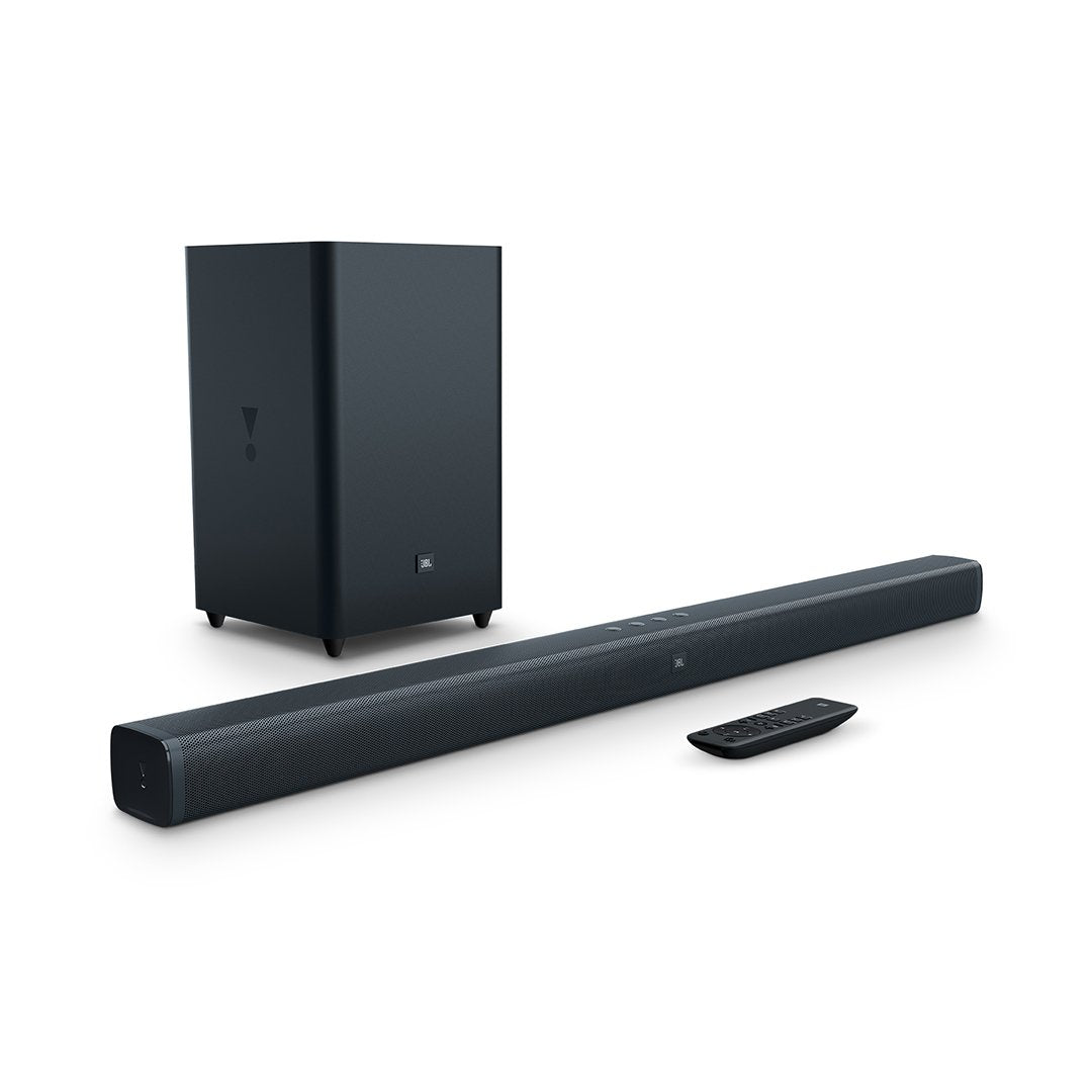 Bar 2.1 Channel Soundbar with Wireless Subwoofer