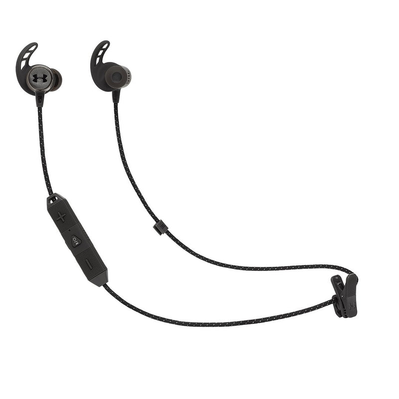 UA Sport Wireless React Secure-Fitting Wireless Sport Earphones
