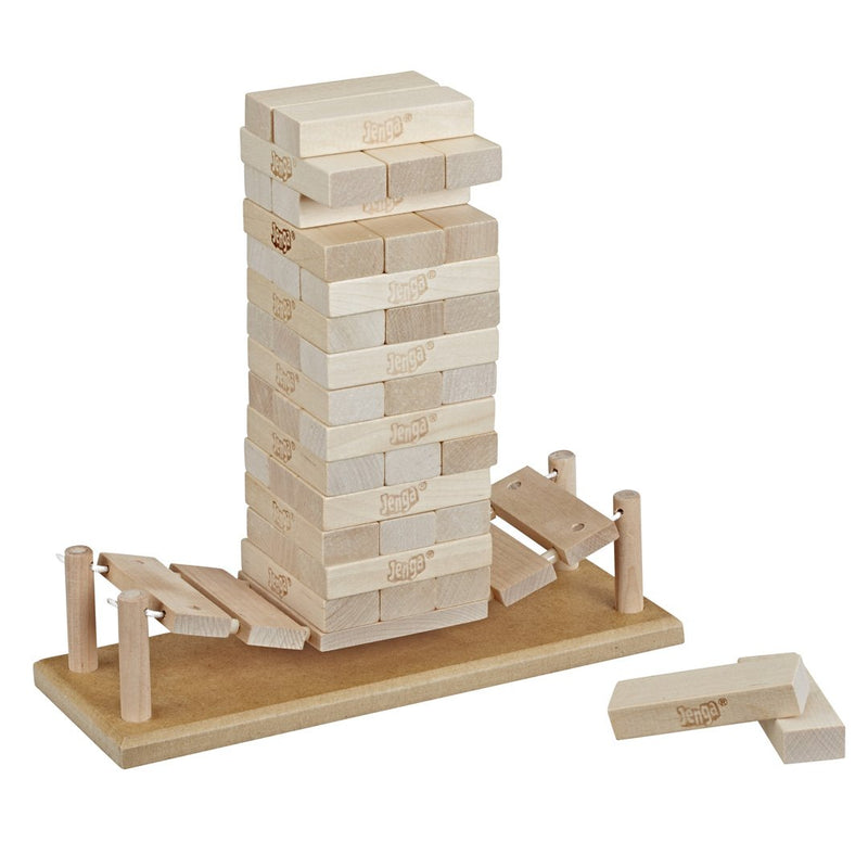 Jenga Bridge Block Stacking Game