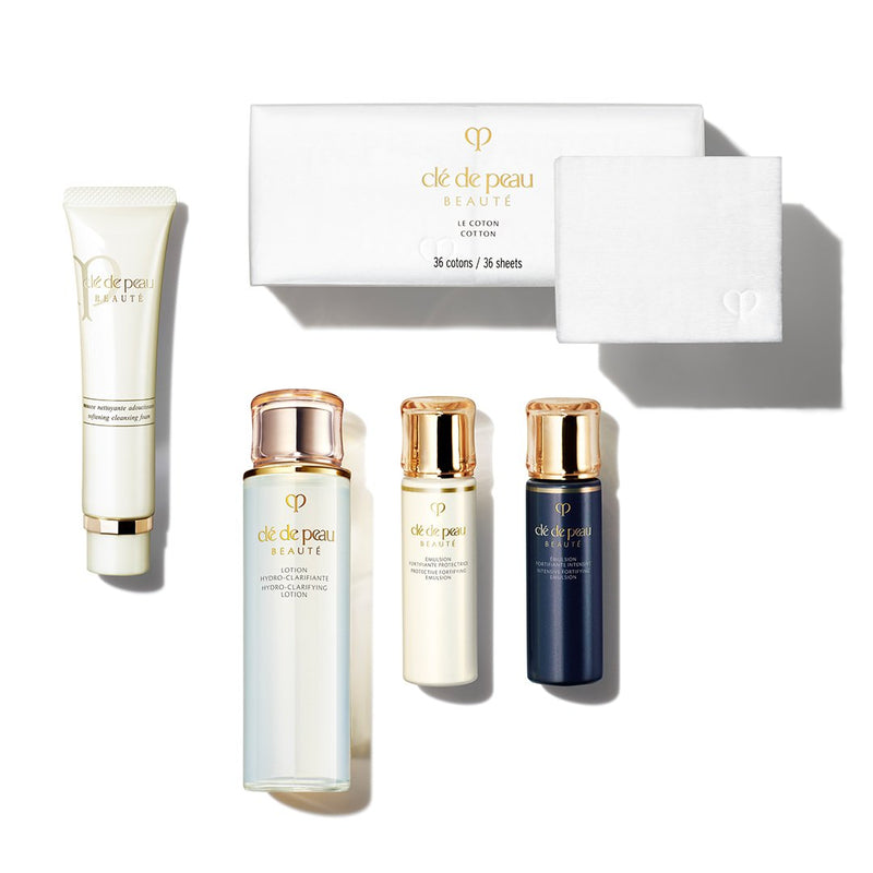 Key Radiance Care Trial Set, Clarifying