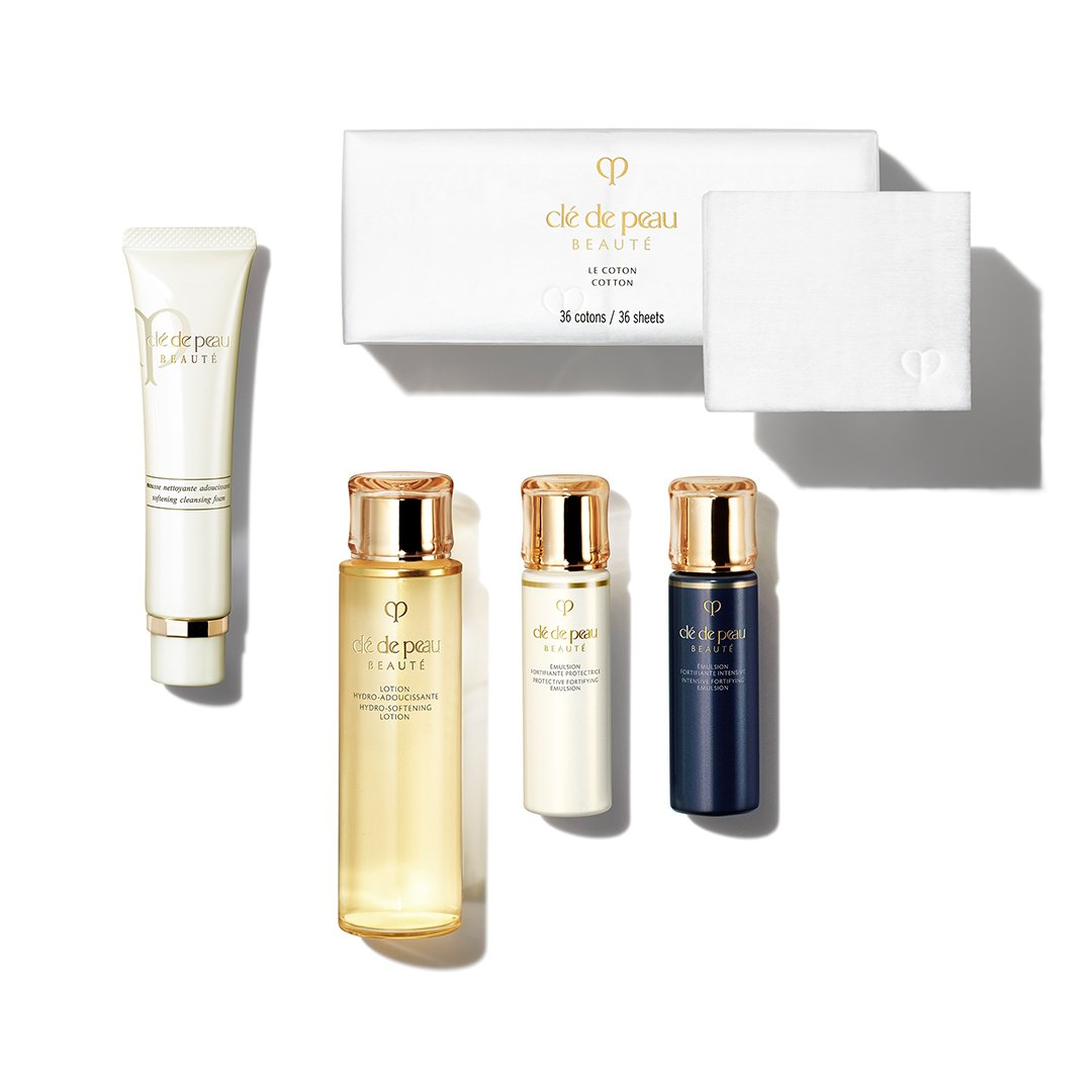 Key Radiance Care Trial Set, Softening
