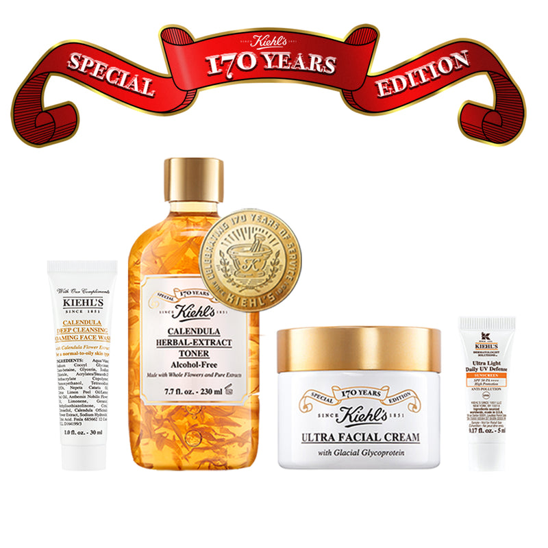 170th Commemorative Ultra Soothing Set