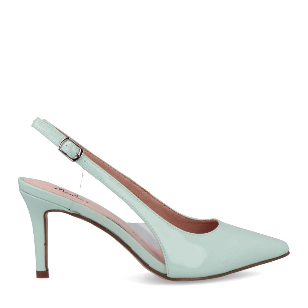 Boscarini Slingback Pumps (Mint)