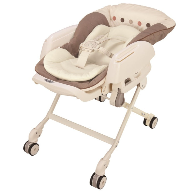 Dreamy Parenting Station 9Kg 0~4 Years Old (Brown)