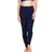 Luxtride High-Waist Leggings in Indigo