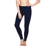Luxtride Mid-Waist Leggings in Indigo