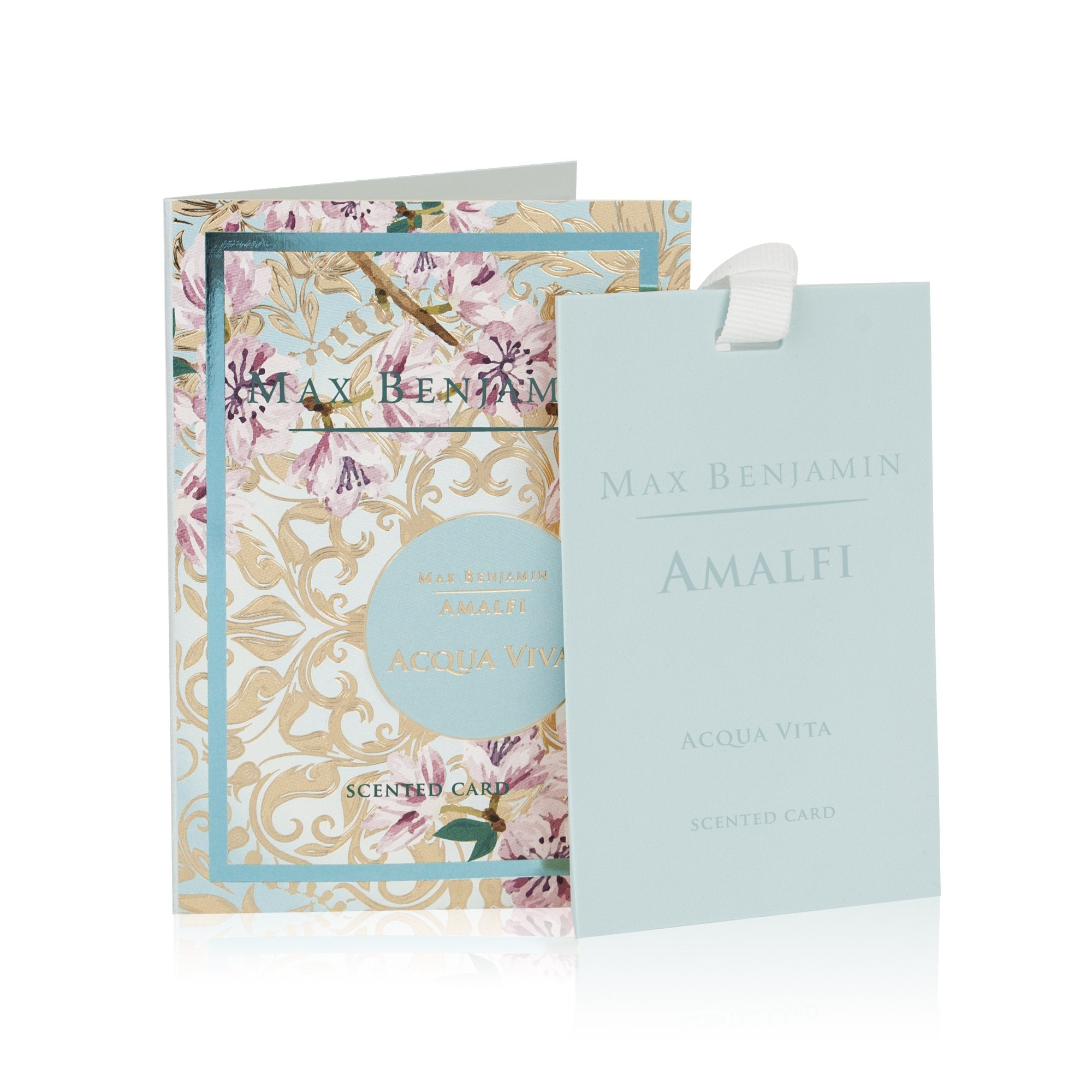 Amalfi Scented Card