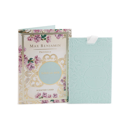 Provence Scented Card