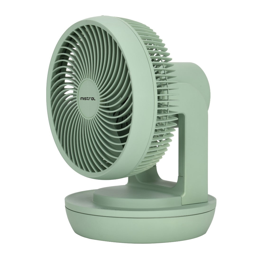 Mimica 9'' High Velocity Fan with Remote (Green)