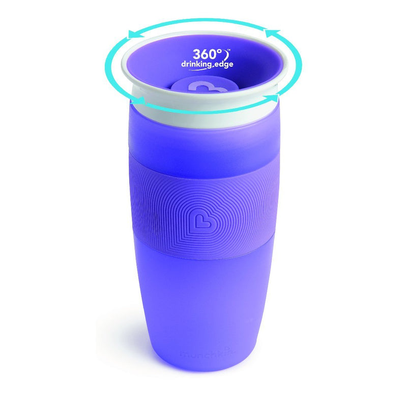 Miracle 360 Cup 14oz (Purple)