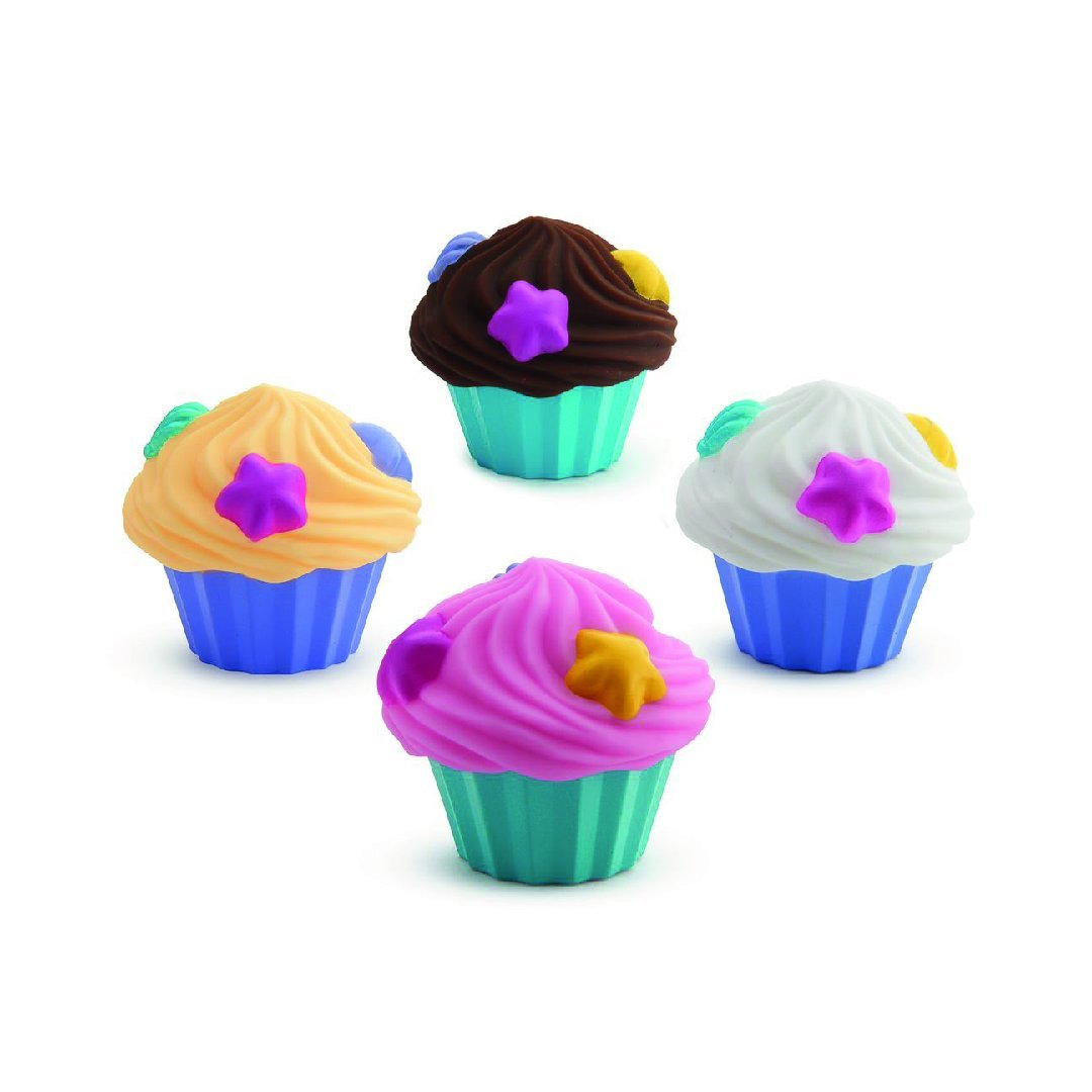 4 pieces Cupcake Squirts