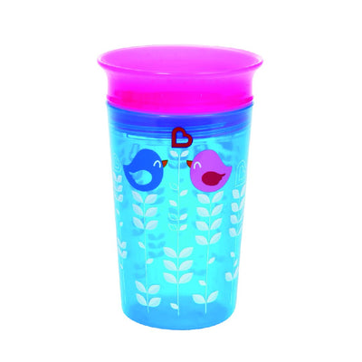 9oz Deco Miracle Sippy Cup (Pink)