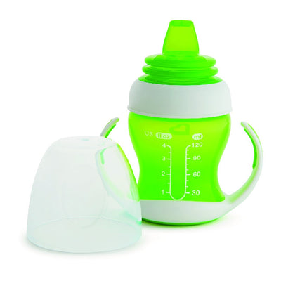 4oz Gentle Transition Cup (Green)