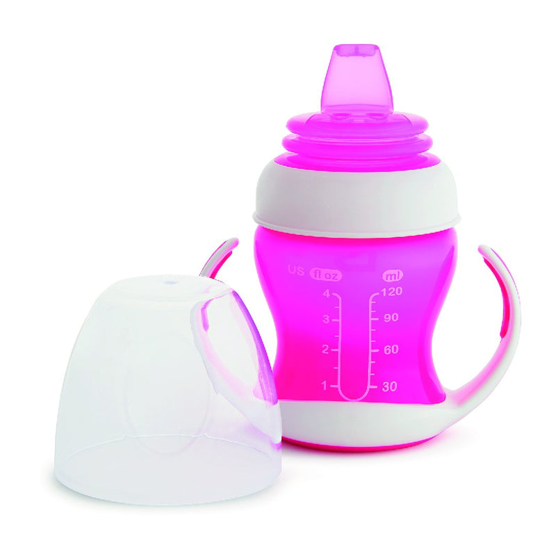 4oz Gentle Transition Cup (Pink)
