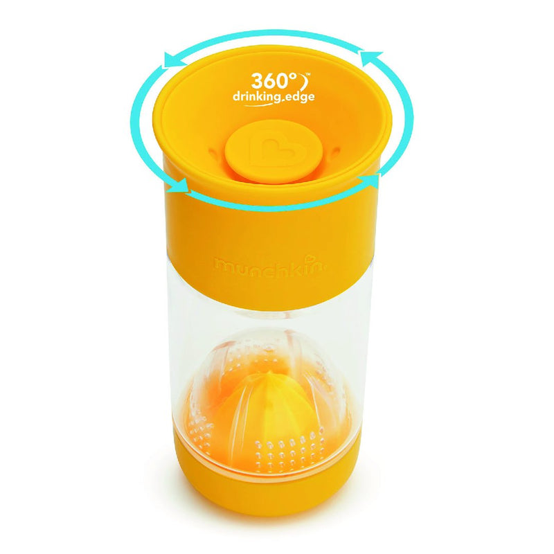 14oz Miracle CL Fruit Infuser (Yellow)