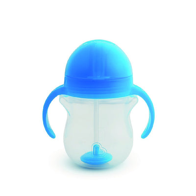7oz CL Straw Trainer Cup (Blue)